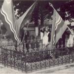 Пионеры на посту  день Победы. 9.5.1973