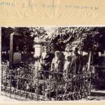 Могила Н.А.Бенеша 1957 год.